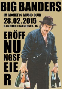 Flyer MOnkey Club